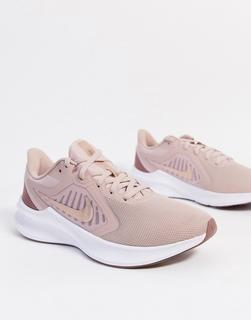 Nike Running - Downshifter – Sneaker in Rosa