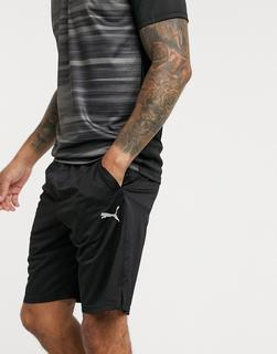 puma - Running – Reactive – Strickshorts in Schwarz