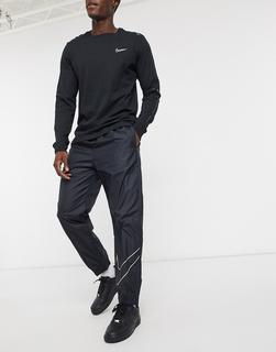Nike SB - Schwarze Jogginghose mit Bündchen