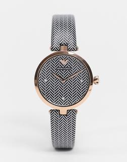 Emporio Armani - Schwarze Armbanduhr