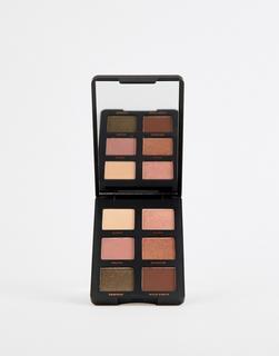 bareMinerals - Gen Nude – Lidschatten-Palette in Kupfer, mittel bis dunkel-Mehrfarbig
