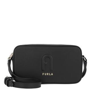 Furla - Umhängetasche - Rita Mini Crossbody Nero - in schwarz - für Damen