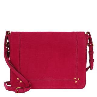 Jerome Dreyfuss - Umhängetasche - Igor Crossbody Bag  Poncé Fuxia - in pink - für Damen