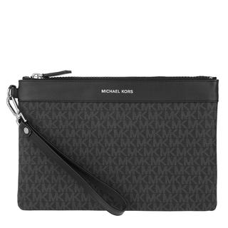 MICHAEL KORS - Herrentasche - Men Travel Pouch Black - in grau - für Damen
