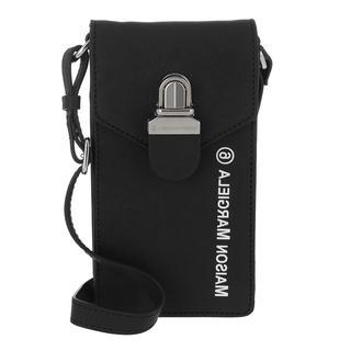 MM6 Maison Margiela - Umhängetasche - Shoulder Bag Black - in schwarz - für Damen