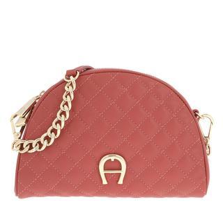 Aigner - Umhängetasche - Garda Crossbody Bag Dusty Rose - in rosa - für Damen