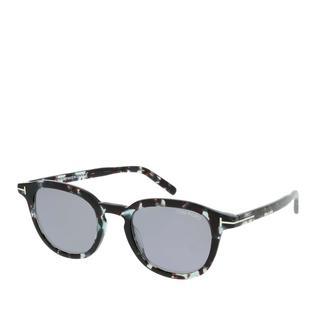 Tom Ford - Sonnenbrille - FT0816 KUNSTSTOFF SONNENBRILLEN Schwarz Glanz - in schwarz - für Damen