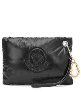 moncler - Clutch aus Shell
