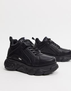 Buffalo - Corin – Schwarze Sneaker
