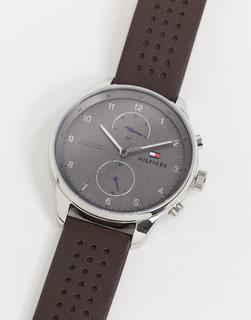 TOMMY HILFIGER - Chase – Armbanduhr in Schwarz