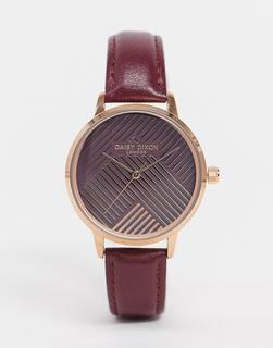 DAISY DIXON - Daisy – Dixon – Armbanduhr in Schwarz und Gold