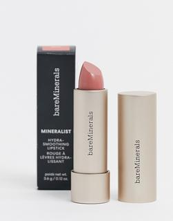 bareMinerals - Mineralist Hydra Smoothing – Lippenstift, Grace-Beige