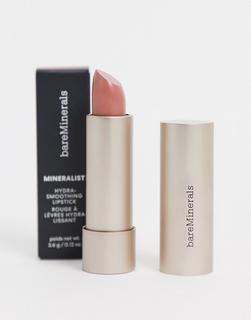 bareMinerals - Mineralist Hydra Smoothing – Lippenstift, Insight-Beige