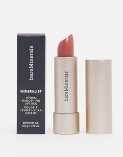 bareMinerals - Mineralist Hydra Smoothing – Lippenstift, Memory-Beige