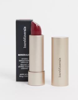 bareMinerals - Mineralist Hydra Smoothing – Lippenstift, Purpose-Rosa
