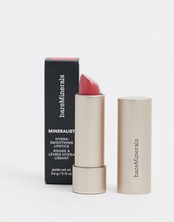 bareMinerals - Mineralist Hydra Smoothing – Lippenstift, Confidence-Rosa