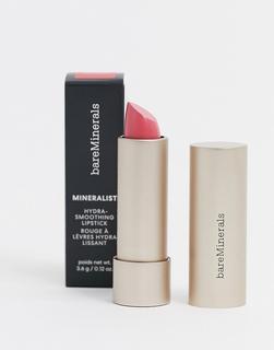 bareMinerals - Mineralist Hydra Smoothing – Lippenstift, Creativity-Rosa