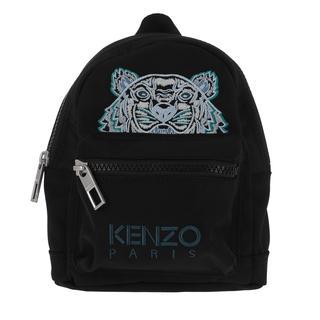 Kenzo - Rucksack - Backpack Black - in schwarz - für Damen