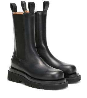 Bottega Veneta - Ankle Boots aus Leder