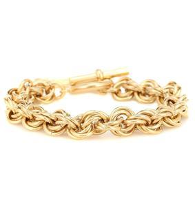 JW Anderson - Vergoldetes Armband