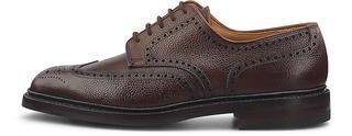 Crockett & Jones - Schnürer Pembroke in dunkelbraun, Business-Schuhe für Herren