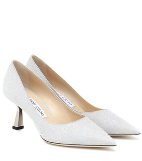 Jimmy Choo - Pumps Rene 65 mit Glitter