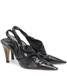 Bottega Veneta - Slingback-Pumps BV Point