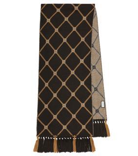 Gucci - Schal GG aus Wolle
