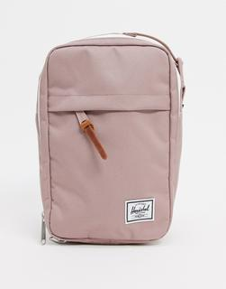 Herschel Supply Co - Chapter Connect – Reisetasche in Ash-Rosa