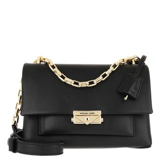 MICHAEL KORS - Umhängetasche - Medium Chain Shoulder Bag Black - in schwarz - für Damen