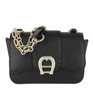 Aigner - Umhängetasche - Verona Crossbody Bag Black - in schwarz - für Damen