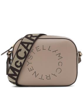 Stella Mccartney - Schultertasche Stella Logo
