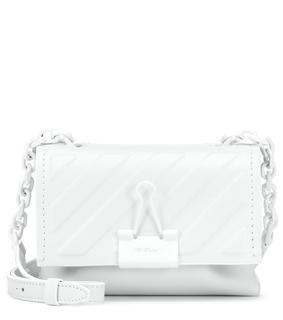 Off-White - Schultertasche Binder Clip Small
