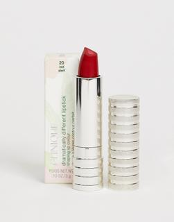 Clinique - Dramatically Different – Lippenstift, Red Alert-Rot