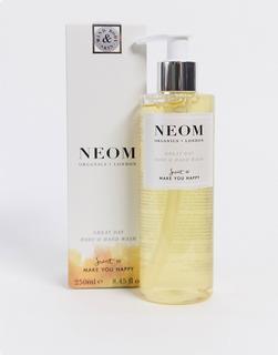 Neom - Great Day – Handseife mit Minze und Mandarine, 250 ml-Keine Farbe