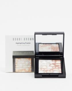 Bobbi Brown - Glanzpuder, Pink Glow Mini-Rosa
