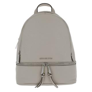 MICHAEL KORS - Rucksack - Rhea Zip MD Backpack Pearl Grey - in grau - für Damen