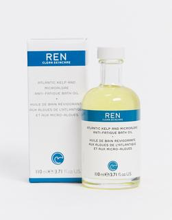 REN - Clean Skincare Atlantic Kelp And Microalgae Anti-Fatigue – Badeöl-Keine Farbe