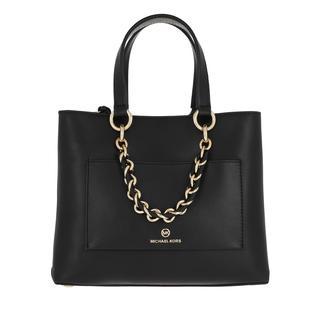 MICHAEL KORS - Tote - Cece Messenger Small Handle Bag Black - in schwarz - für Damen