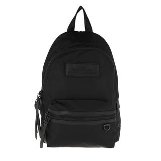 Marc Jacobs - Rucksack - The Medium Backpack DTM Black - in schwarz - für Damen