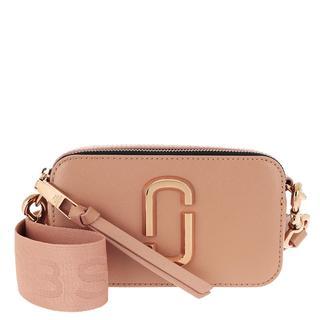 Marc Jacobs - Umhängetasche - Snapshot DTM Crossbody Bag Sunkissed - in beige - für Damen