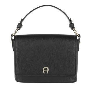 Aigner - Satchel Bag - Tara Shoulder Bag Black - in schwarz - für Damen