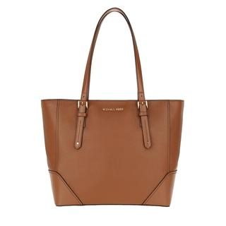 MICHAEL KORS - Shopper - Aria Large Tote Bag Luggage - in cognac - für Damen