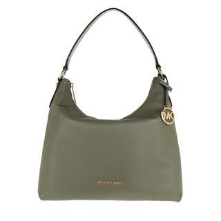 MICHAEL KORS - Hobo Bag - Aria Large Shoulder Bag Army Green - in grün - für Damen