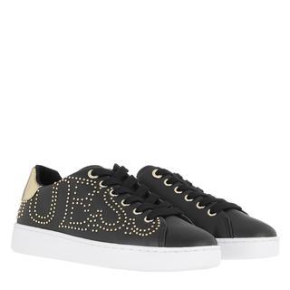 guess - Sneakers - Razz Active Lady Leather Like Black - in schwarz - für Damen