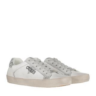 guess - Sneakers - Grea Active Sneaker White Silver - in weiß - für Damen
