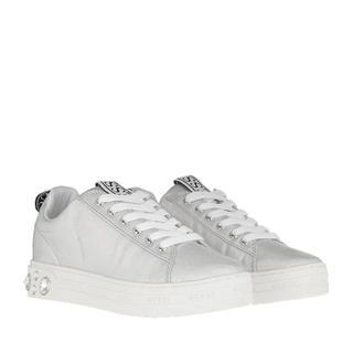 guess - Sneakers - Rivet Active Sneaker Silver - in silber - für Damen