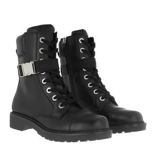 guess - Boots - Tamarr Bootie Leather Black - in schwarz - für Damen