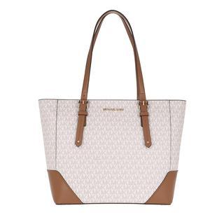 MICHAEL KORS - Shopper - Aria Large Tote Bag Vanilla Acorn - in beige - für Damen