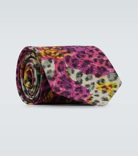 Gucci - Exklusiv bei Mytheresa – Bedruckte Krawatte